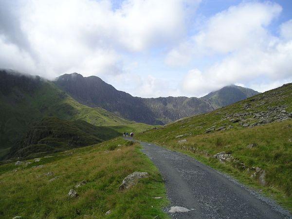 Miners Trail Snowdonia