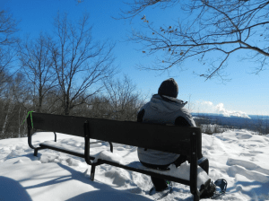 Sunrise Lookout….a spot with a view