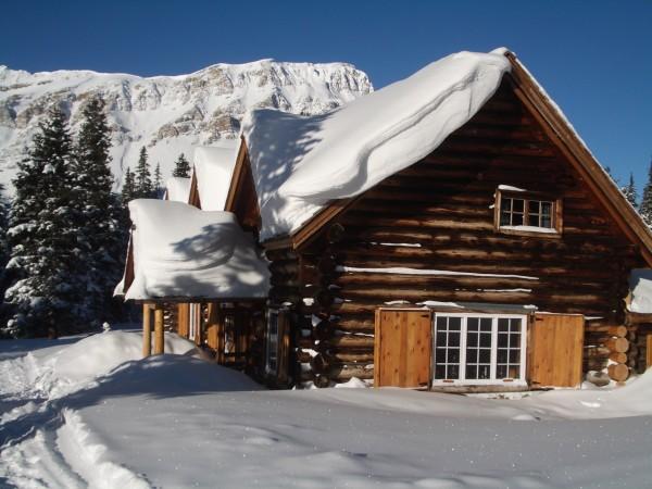 Skoki Lodge, Alberta