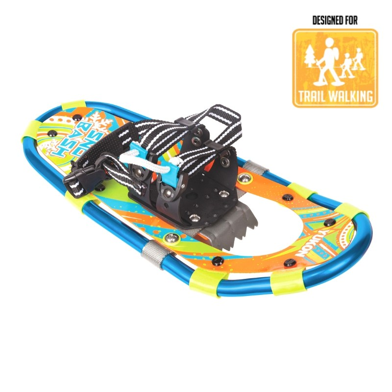 Start 'em Young! Snowshoes for Kids Two-to-Teens • Snowshoe