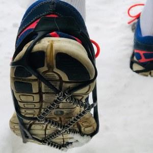 snowsteps tracx hardlopen