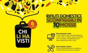 Come ridurre i rifiuti domestici, i video della campagna