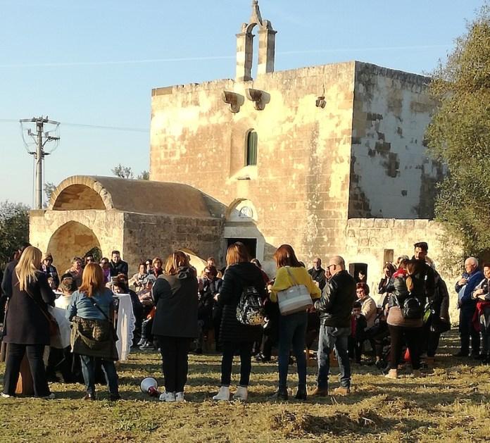 Chiesetta rurale dell'Annunziata - Lama Balice - Puglia - luogo di culto da tutelare