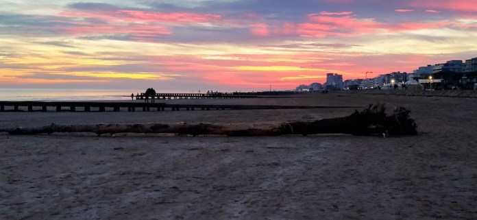 I tramonti di Jesolo