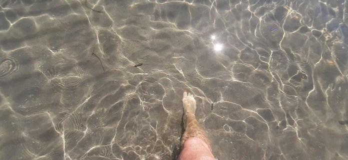 Non sono le Maldive ma il mare del Delta del Po (Rosolina - Rovigo)