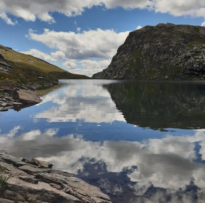 Mountain Mirror - Piemonte - Montagna - foto di Sabrina Mannazza