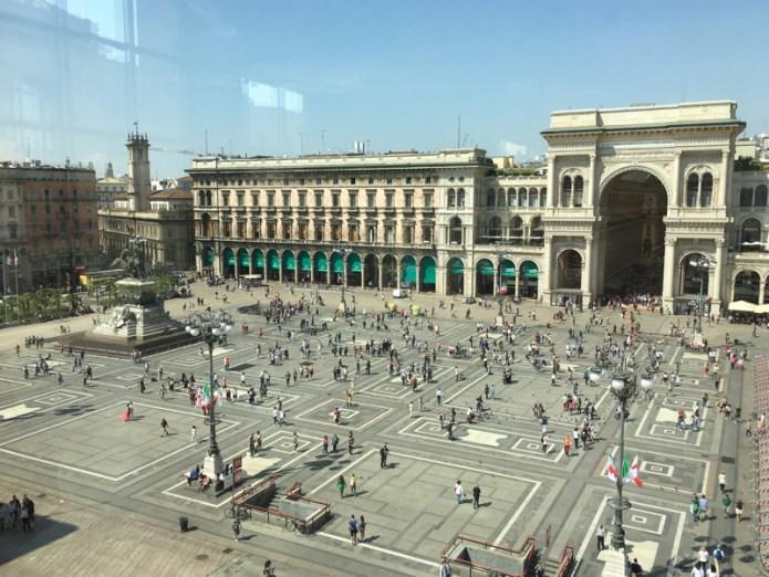 Milano prima del Covid