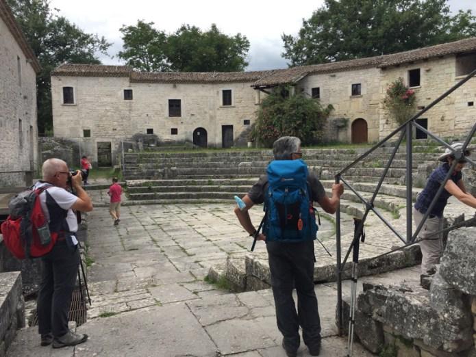 Molise_Parco Nazionale Matese_Montagna Teatro di Saepinum_CB