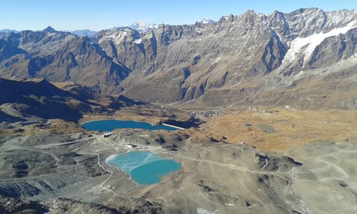 Valtournenche - Lac Goyet et Lacs des Cimes Blanches