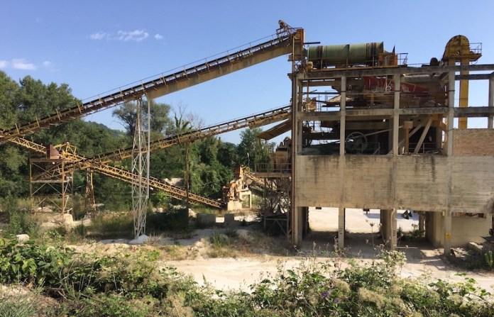 Produzione di materiali per l'edilizia