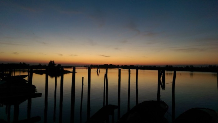 Tramonto, Cavallino Treporti, Laguna di Venezia (VE)