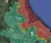 Nuovi eventi di trasporto di particolato sottile in Abruzzo