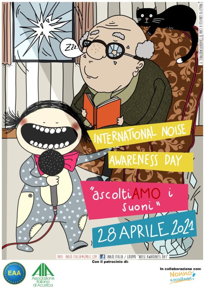 Locandina International Noise Awareness Day