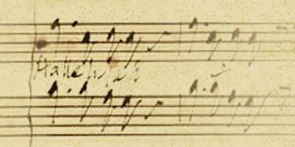 Música: Eis o Redentor de Händel, segundo o jovem Peter Dijkstra