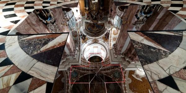 Catedral promove diálogo entre tradição e modernidade com instalação de arte contemporânea