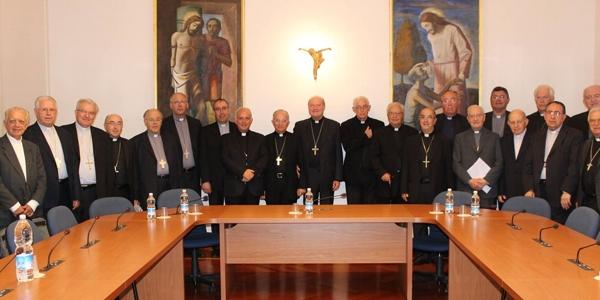 Cultura cristã está ao serviço de todos, em especial dos mais pobres: Bispos visitaram Pontifício Conselho da Cultura