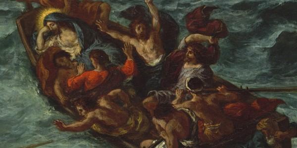 Eugène Delacroix: Da Bíblia à paixão, da transcendência ao humano, precursor da Idade Moderna
