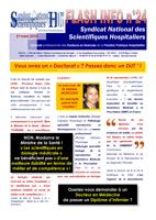 Flash Info n.24 - 1er mars 2015