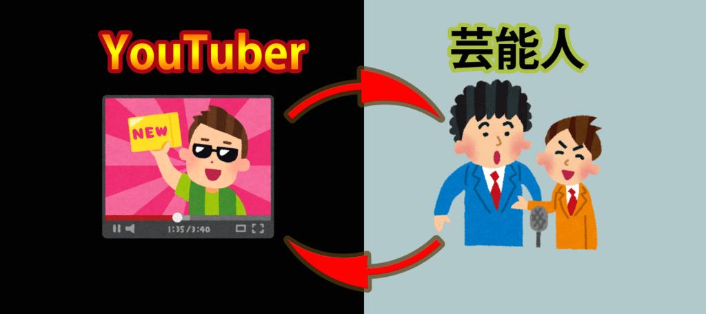 YouTube 芸能人
