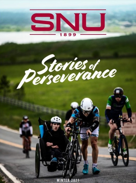 SNU Magazine 2021 winter cover