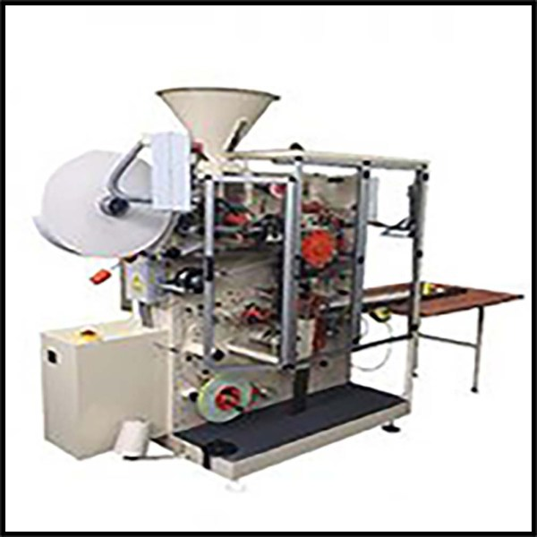 Tea bag making machine,tea pouch packing machine,double chamber tea bag packing machine,tea packing machine buy online at Sidsam group.