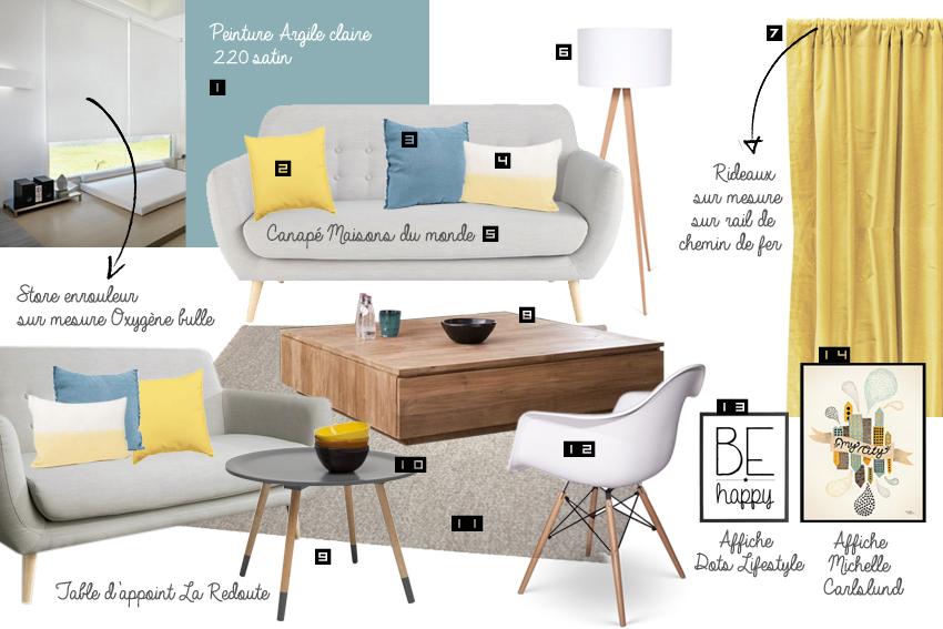 style scandinave a votre salon