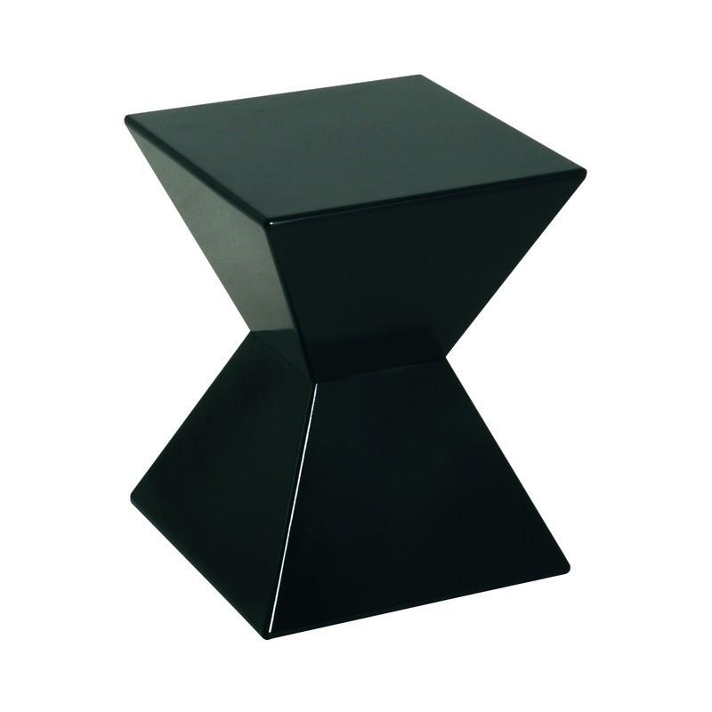 Bout De Canap Noir Arry Tables Dappoint Design Noir Et