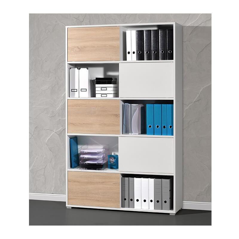 armoire de bureau blanche leader