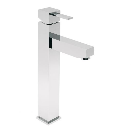 Vado Té Extended Deck Mounted Mono Basin Mixer Tap | Soakology