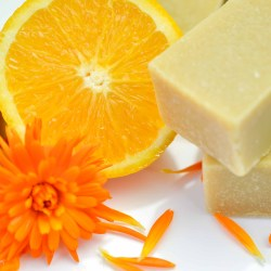 All natural Orange, Bergamot soap