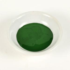 Green Liquid Coloring