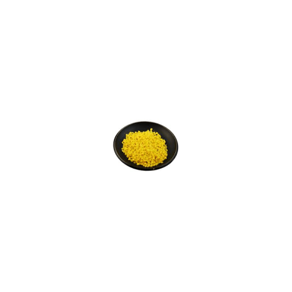 Gold Natural Beeswax Chips