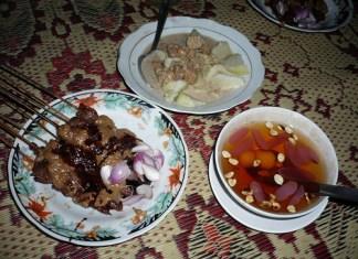 Sate Karang Kotagede, Legenda Kuliner Kota Tua Kotagede Jogja