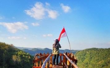 Bukit Panguk Kediwung Tempat Wisata Alam di Jogja Yang Wajib Dikunjungi Lagi Hits