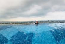 Indoluxe Hotel Jogja untuk Anda yang Ingin mencoba kolam renang Infinity