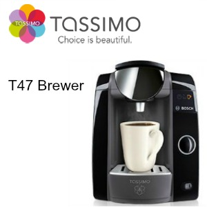 Tassimo Brewer Twitter Party