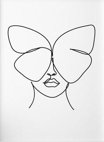 Sobia Shuaib - Line Art 3