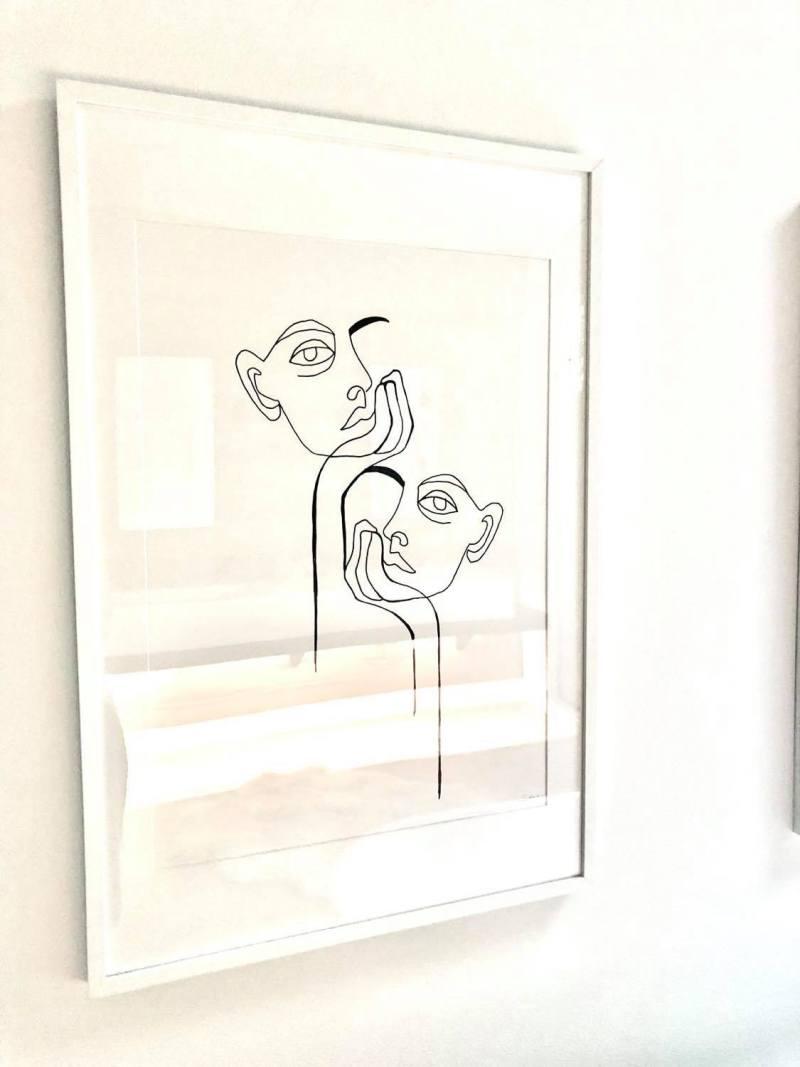 Sobia Shuaib - Line Art 4