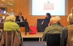 Gerben Hoogterp interviewt Selma Leydesdorff
