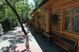 "Complex of wooden houses ""SMEREKOVY"""