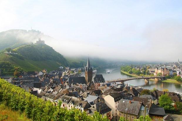 Recorriendo el Mosel, enoturismo en Alemania