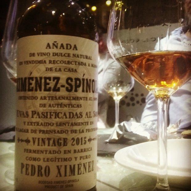 Ximénez-Spínola PX Vintage 2015