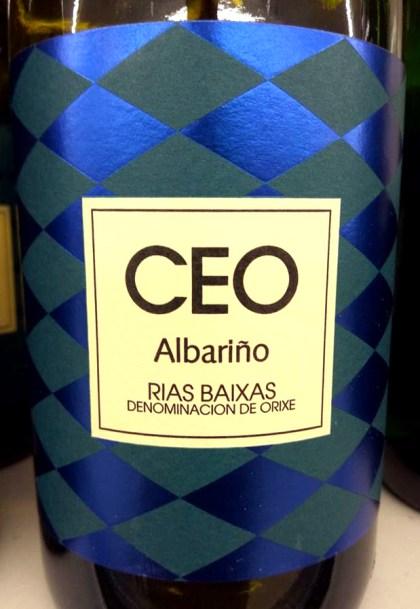 CEO Albariño 2017