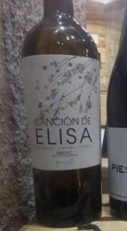 Canción de Elisa 2016