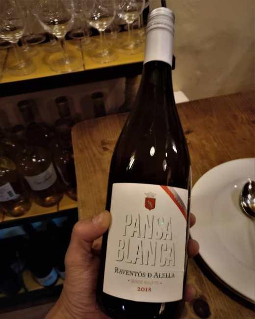 Raventós de Alella Pansa Blanca 2018