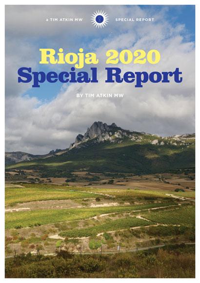 Informe 2020 sobre La Rioja de Tim Atkin