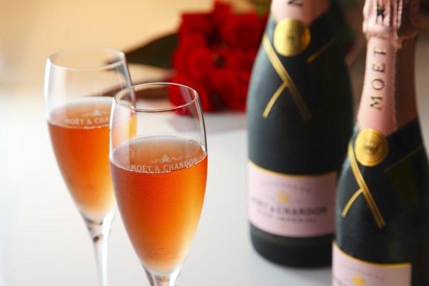 Moët & Chandon Brut Imperial Rosé