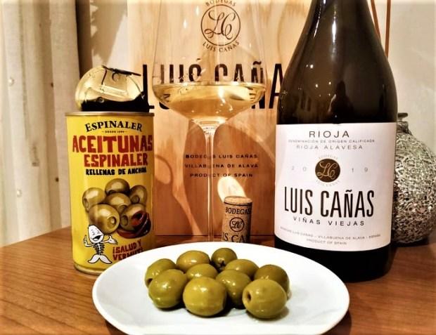 Luis Cañas Blanco Viñas Viejas