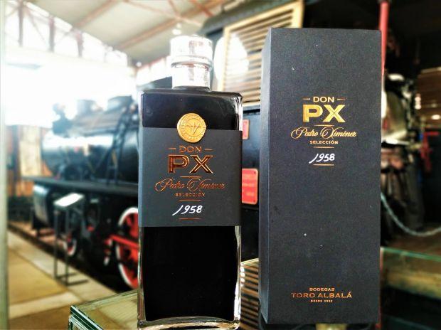 Don PX Selección 1958