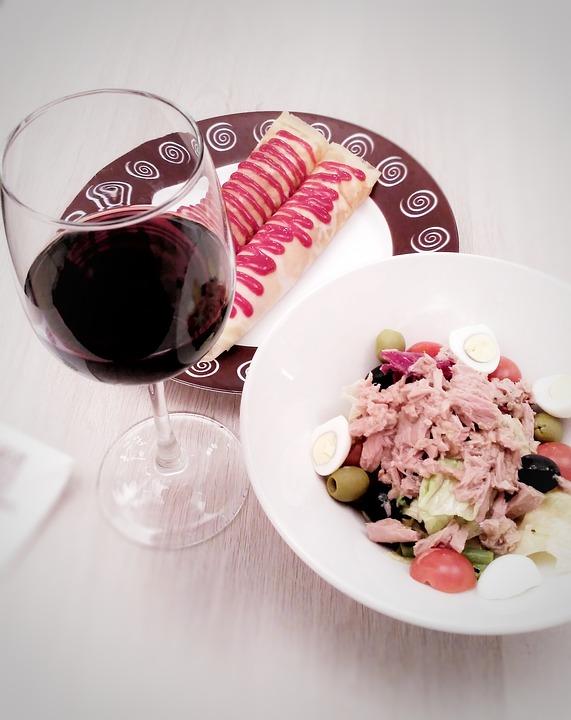 Maridaje vino y chocolate